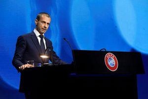 Chủ tịch UEFA phạt nặng 12 CLB nổi loạn