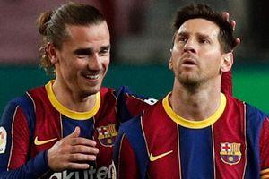 Griezmann: 'Barca nắm La Liga trong tay'