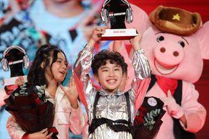 Màn biểu diễn đưa Đăng Bách chiến thắng Giọng hát Việt nhí 2021