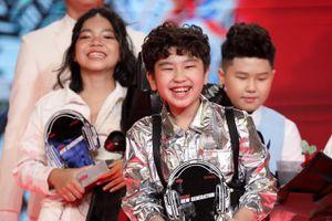 Quán quân Giọng hát Việt nhí: 'Bắt đầu sáng tác rap từ năm 9 tuổi'