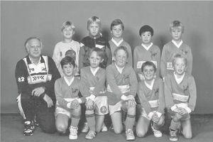 Câu lạc bộ bóng đá của những cậu bé nhập cư