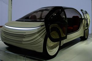 Những mẫu xe đáng chú ý tại Triển lãm Ôtô Thượng Hải 2021