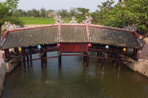Khánh thành trùng tu di tích cầu ngói Thanh Toàn