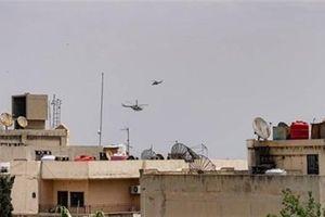 Quân cảnh Nga tiến vào Al-Qamyshly đang do người Kurd kiểm soát