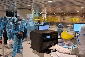 Việt Nam ghi nhận thêm sáu ca nhiễm Covid-19 nhập cảnh