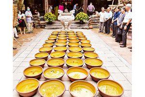 Tôn vinh nghề gốm truyền thống