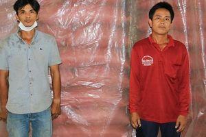 CLIP: An Giang lại phát hiện kho chứa 100 tấn hàng nghi nhập lậu