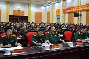 Đảng ủy Binh chủng Pháo binh tổ chức nghiên cứu, học tập, quán triệt Nghị quyết Đại hội XIII của Đảng