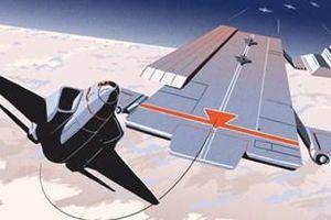 'Tàu sân bay trên không' - dự án táo bạo của Lầu Năm góc