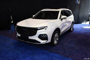Ford Equator 2021 phiên bản 5 chỗ và 7 chỗ từ 604 triệu đồng