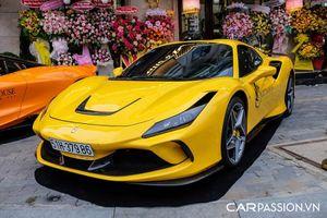 'Hot girl' 9X Sài Gòn độ Novitec cho Ferrari F8 Spider hơn 20 tỷ