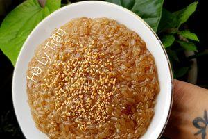 Cách nấu chè con ong dẻo thơm hấp dẫn cho ngày rằm tháng 3