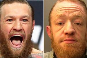 Mạo nhận tay đấm nổi tiếng Conor McGregor… vẫn phải 'bóc lịch'