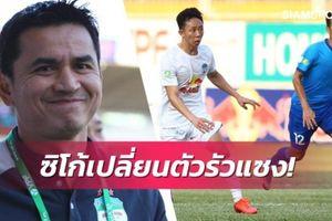 Thái Lan mua bản quyền V-League?