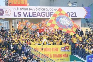 Lo 'vỡ sân', Thanh Hóa lên kế hoạch phân phối vé trận đấu với HAGL