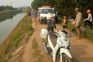 Rửa tay ở kênh trên đường đi chơi về, một nam sinh y khoa thiệt mạng