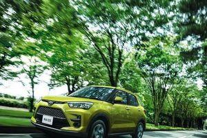 Toyota Raize chốt ngày ra mắt tại Indonesia
