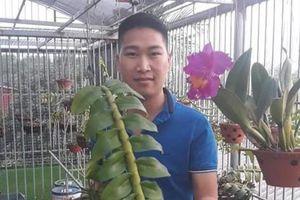 Ông chủ Duy Trọng Hải mách bạn kỹ thuật trồng hoa lan hiệu quả
