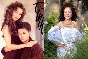 Hình ảnh giống như hai chị em của danh hài 'Thúy Nga' và ca sĩ 'Kim Ngân'