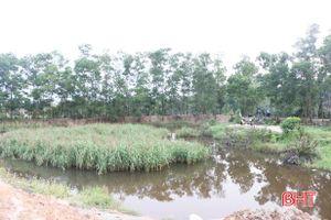 Khơi thông hệ thống tiêu thoát, giải pháp giảm ngập lụt ở TP Hà Tĩnh