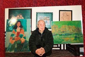 Bảo tàng Mỹ Thuật trưng bày hơn 100 tác phẩm của cố họa sỹ Linh Chi