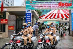 Công an Thủ đô ra quân đợt cao điểm bảo vệ an ninh, phục vụ bầu cử
