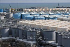 Trung Quốc được mời tham gia giám sát xả nước thải từ Nhà máy Fukushima