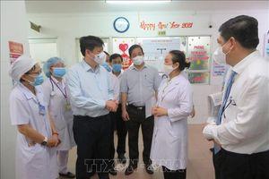 Đưa Bệnh viện Đa khoa Trung ương Cần Thơ thành bệnh viện hạng đặc biệt vào năm 2023