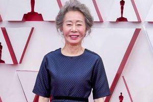 Nữ diễn viên gạo cội Hàn Quốc giành giải Oscar