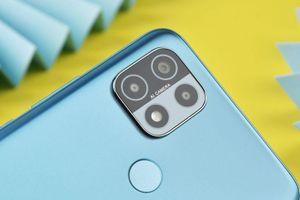 Cận cảnh Oppo A35: RAM 4 GB, 3 camera sau, pin 'trâu', giá 'hạt dẻ'