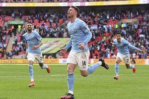 Điểm nhấn Man City 1-0 Tottenham: Man xanh cân bằng 2 kỷ lục của Liverpool