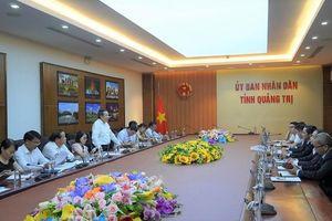 Liên danh Petechim & Pacific Group tìm hiểu cơ hội đầu tư tại Quảng Trị