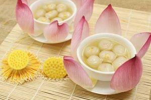 Thưởng thức ẩm thực Hà Nội qua những món chè tuyệt ngon