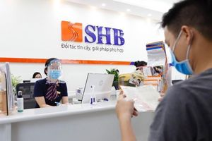 SHB báo lãi ròng 1.330 tỉ đồng Quý 1/2021