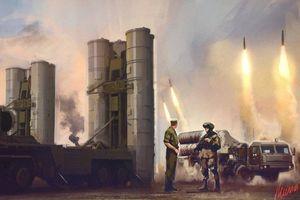 Báo mạng Trung Quốc kinh ngạc trước sức mạnh hệ thống tên lửa S-500 của Nga