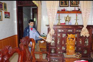 Quảng Bình: Bắt đối tượng đột nhập nhà dân trộm 1,5 cây vàng