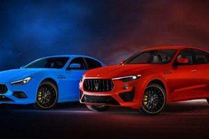 Maserati F Tributo Special Edition phiên bản đặc biệt ra mắt