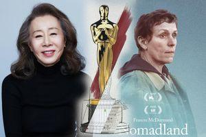 Kết quả Oscar 2021: Nomadland đại thắng, Yuh Jung Youn làm nên lịch sử