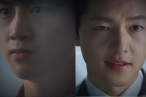 'Vincenzo' tập 18: Song Jong Ki tống Ok Taecyeon vào tù, vàng Geumga đột nhiên biến mất không một dấu vết