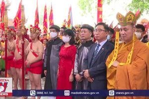 Bắc Ninh tổ chức lễ hội Đền Đô