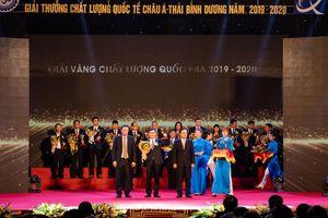 Tập đoàn Sơn Hà nhận Giải Vàng chất lượng Quốc gia