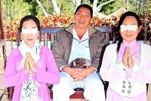 Gia đình đổ vỡ vì chiêu trò tà đạo của 'Giáo chủ' Bảy Te
