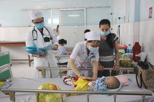 An Giang phòng, chống dịch bệnh ở trẻ em