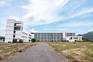 Bàn giao trụ sở mới Trường Cao đẳng Y tế Khánh Hòa