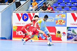 Vòng 7, Giải futsal HDBank vô địch quốc gia: Bắt đầu tách nhóm