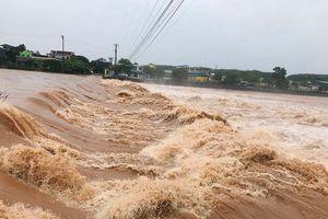 Hải Hà: Mưa lớn gây lũ và ngập úng