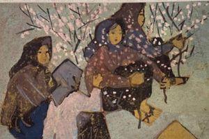 Hơn 100 tác phẩm của cố họa sỹ Linh Chi được trưng bày nhân dịp kỷ niệm 100 năm ngày sinh