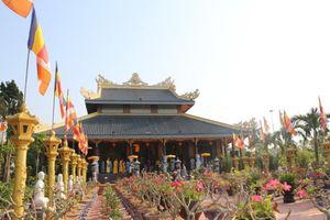 Thừa Thiên Huế: Trọng thể lễ khánh thành chùa Từ Lâm