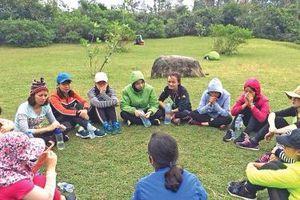 Pink Adventure - Cuộc phiêu lưu của những 'chiến binh hồng' tại Outward Bound Việt Nam