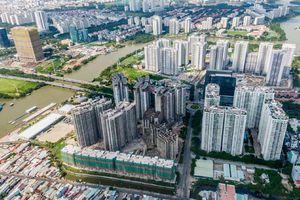Thành phố Hồ Chí Minh: Từng bước phát triển huyện thành quận
